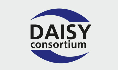 Website of the Daisy Consortium